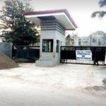 Adamah Homes entrance