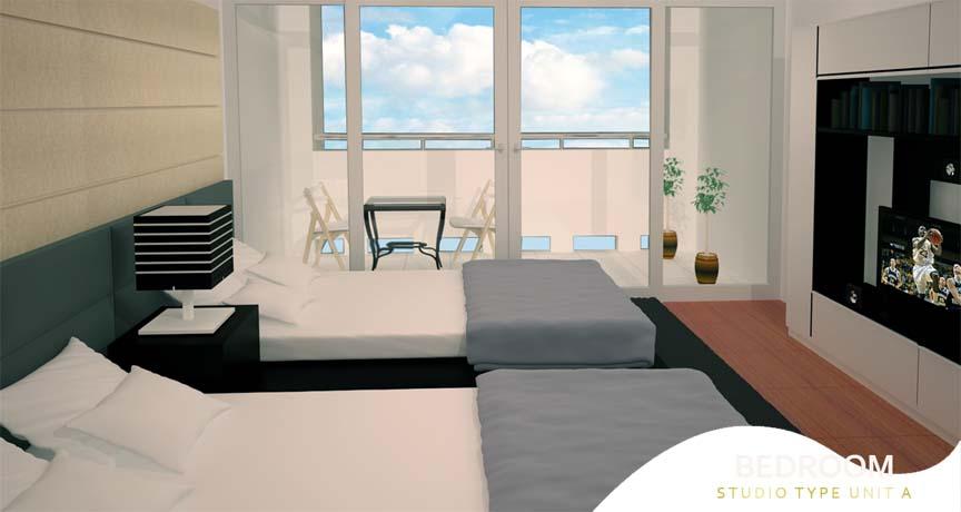 Queensland Manor 2 bed room