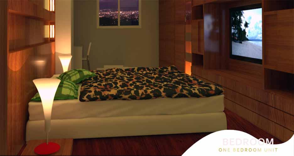 Queensland manor 1 bed room