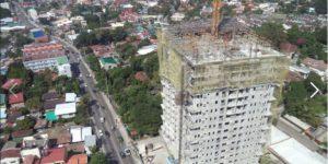 Sundace construction