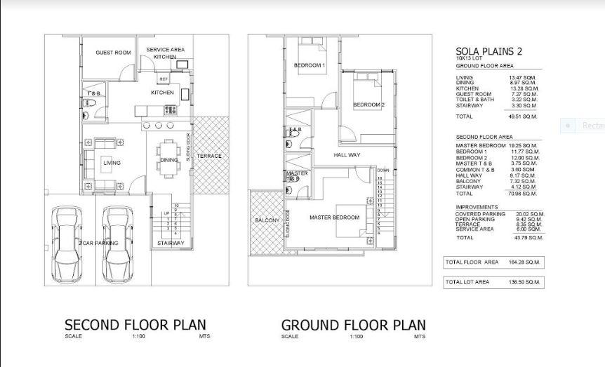 Sola Dos Savannah floor plan