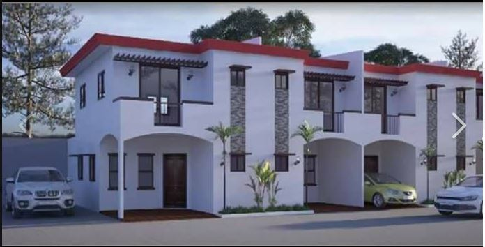 Natalia Residences townhouse