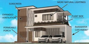 Bamboo Bay Residences bldg.
