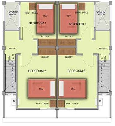 Sunberry 2 floor plan 2
