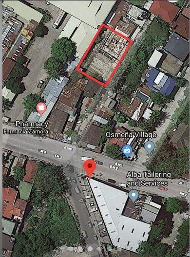 North Side Mandaue location map