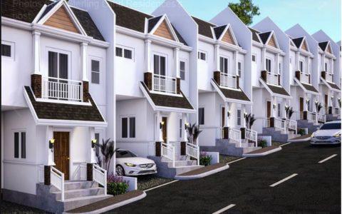 Minglanilla Highlands phase 2 townhouse