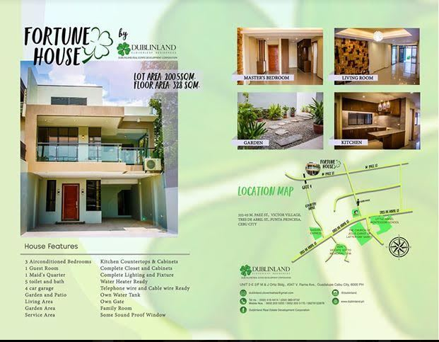 Fortune House Brochure