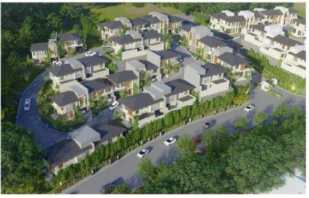 The Ridges subdivision