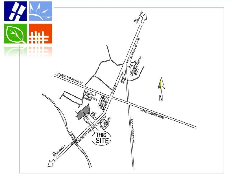 Elkwood Homes vicinity map