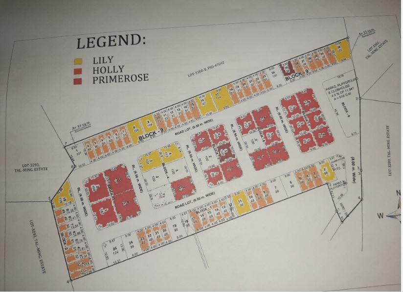 Elkwood map feb. 2, 2021