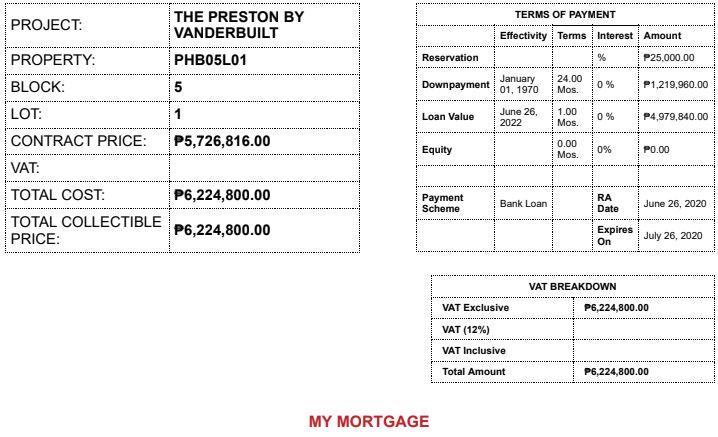 The Preston single attached comp. 4