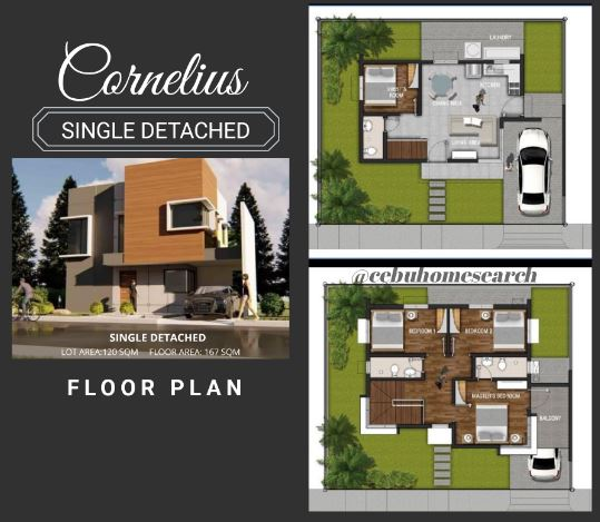The Prestone SD floor plan