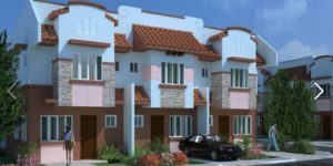 Pacific Grand Townhomes model