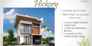 Woodway Townhomes 2 Hickory