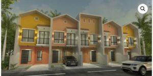 Amirra residences Tabunok townhouse