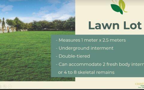 Celestial Meadows Compostela Lawn Lot